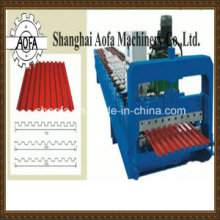Machine de formage de rouleau de porte de garage (AF-R699)