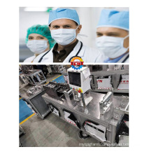 Automatic Nonwoven Disposable Surgical Medical Face Mask Equipment