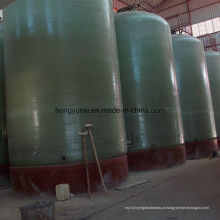 Tanque de fermentação FRP feito de resina de qualidade alimentar