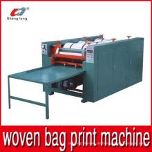 Druckmaschine für PP Kunststoff gewebte Tasche und Non Woven Tasche