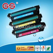 Toner guangzhou cartuchos compatibles 250a para hp Laserjet 3525 3530 orden de China directa