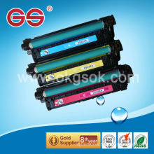 compatible toner ce250 for hp toner cartridge import and export in Zhuhai