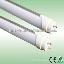 Tubo de iluminación LED T8 al aire libre