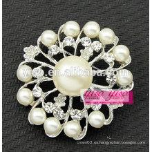 Comprar en casa rhinestone cristal flor pétalos broches