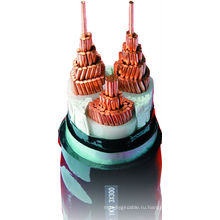 Низковольтный подземный кабель