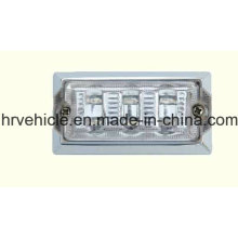 Rectangle Clear Side Marker Lamp for Trucks Trailers