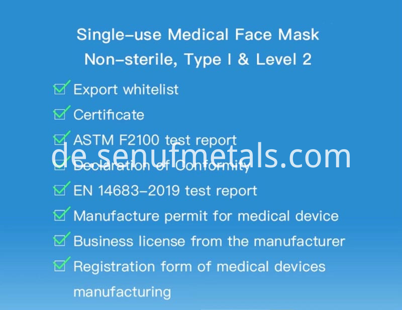 50 Pcs Fast Delivery Medical Mask 3 Layers Meltblown cloth prevent Medical Face masks (3)