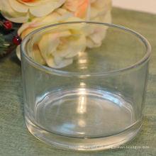 Mattglas-Kerzenglas für Kerzenherstellung