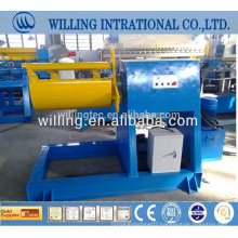 Automatic steel coil uncoiler made in China unbelievable low price