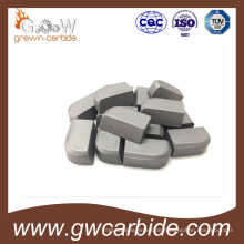 Hartlöteinsatz oder -spitzen aus Hartmetall