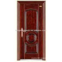 Commercial Steel Security Door/Steel Entrance Door KKD-309 From Chinese Factory