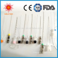 Agulha epidural espinal médica da anestesia das agulhas descartáveis da anestesia