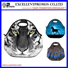 Moda de alta qualidade isolado saco de almoço neoprene personalizado (EP-NL1603)