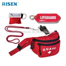 Rettungsschwimmer-Gürteltasche Survival First Aid Kit