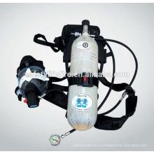 кислорода дыхательный аппарат/дыхательный аппарат/пожарной безопасности дыхание