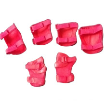 Inline Skate Niños Rojo Protective Gear