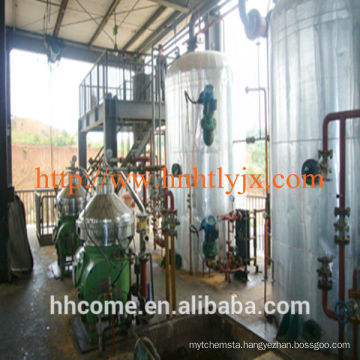 Henan Huatai Small Non-acid Biodiesel Production Plant