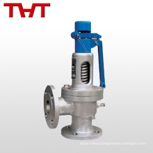 Spring-loaded Relief DN20-DN300 gas/water heater safety check valve