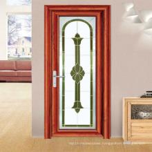 Feelingtop modern Casement Thermal Break Aluminum Hinged Living Room Door