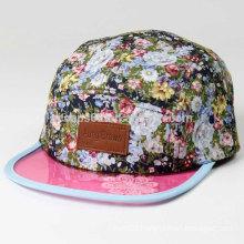 Attractive 5 panel hat cap