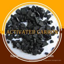 Carvão ativado com casca de coco de alta qualidade