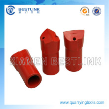 Bestlink Tapered Drill Chisel Bits for Quarrying