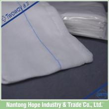 chirurgischer saugfähiger medizinischer steriler 100% Baumwolle Röntgenstrahlerkennbarer Gazeschwamm
