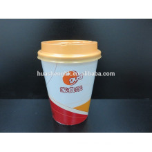 FDA Standard Customised Double Wall 400ml Porridge Disposable Paper Cup