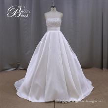 Wedding Dress White Polka DOT Wedding Dress