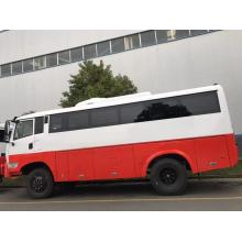 4*4 off road mountain  bus