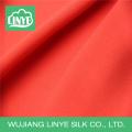 Tecido de estofamento de casamento, tecido de vestido vermelho