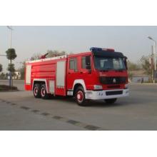 12, 000L HOWO 6 * 4 Пожарная машина (ZZ1257N4341W)