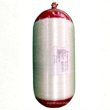CNG Gas Tank, Compressed Natural Steel Cylinder for Vehicle