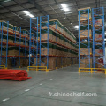High Selective Pallet Racking Heavy Load