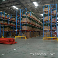 High Selective Pallet Racking Loading Heavy