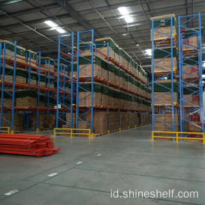 Palet Selektif Tinggi Racking Heavy Loading