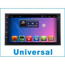 Автомобильный DVD-плеер с системой Android для 7-дюймового универсального устройства с навигацией / Bluetooth / TV / WiFi