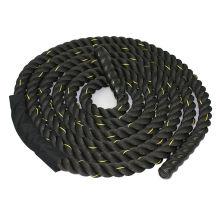 "1.5"" 30Ft Poly Dacron Strength Training Undulation Battle Rope Fitness Exercise"