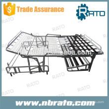 RS-107 foldable metal sofa bed mechanism