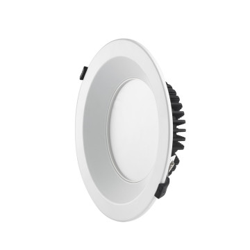 Downlight LED luz eficiencia de Chips Samsung 100lm/W