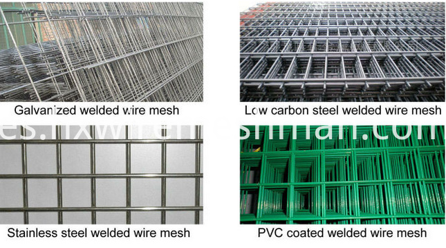 wire panels