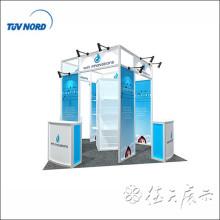 système d'affichage en aluminium, affichage en aluminium de robinet, expositiondisplay de Changhaï