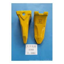 Зубья ковша экскаватора Daewoo D200 D300 D360