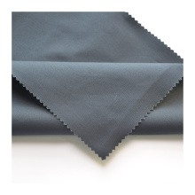High Quality Twill Stretch Quick Dry Plain Dyed Cotton Fabric Curtain Fabric for Garment Trousers