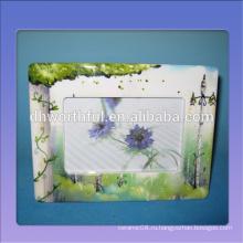 Горячая продавая керамическая домашняя рамка изображения, рамка картины керамических пар