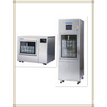 Laveuse automatique de verrerie en verre de haute qualité en acier inoxydable Bk-Lw420