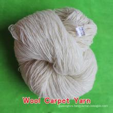 wool carpet yarn for knitting