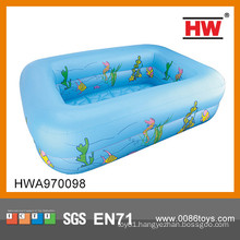 Hot Selling 90CM kids inflatable swimming pool