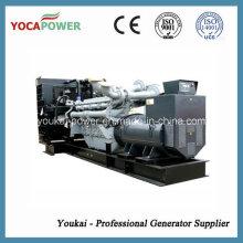 550kw / 687.5 kVA tragbarer elektrischer Dieselgenerator-Satz Energieerzeugung