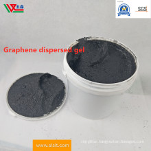 Quality Assurance of Abrasion Resistance, Antistatic and Heat Dissipation for Graphene Dispersed Gel Reinforcement